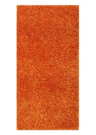 ECO001 Orange Eco Shaggy Rugs