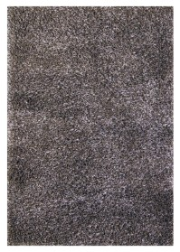 ECO002 Grey Eco Shaggy Rugs