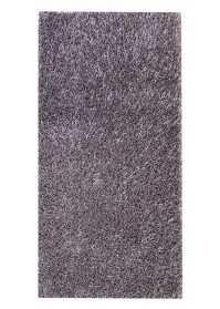 ECO004 Light Grey Eco Shaggy Rugs