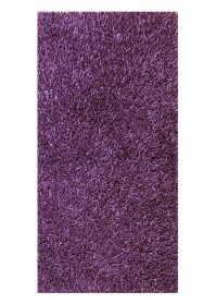 ECO005 Purple Eco Shaggy Rugs