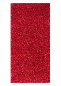 ECO006 Red Eco Shaggy Rugs