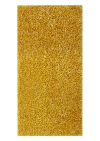 ECO009 Yellow Eco Shaggy Rugs