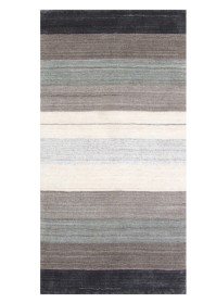 MOD005 Light Multi-color Modern Viscose Rugs