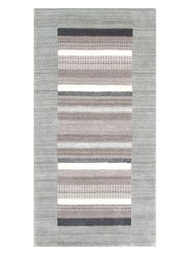 MOD006 Light Multi-color Pattern Modern Viscose Rugs