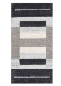 MOD008 H-Shape Center Modern Viscose Rugs