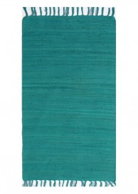 FLA001 Aqua Flairs Cotton Rugs