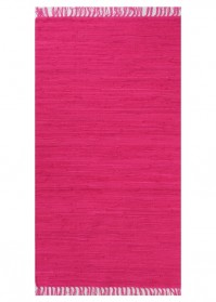 FLA008 Fusia Flairs Cotton Rugs