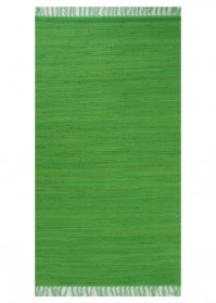 FLA009 Green Flairs Cotton Rugs